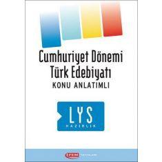 Fem LYS Cumhuriyet Dönemi Türk Edebiyatı Konu Anlatımlı