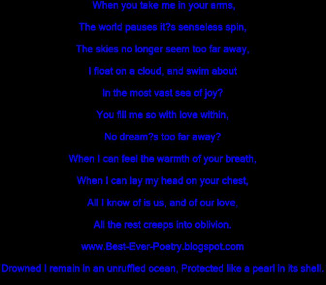 english love sad poems - photo #3