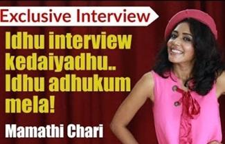Idhu Interview illa. Adhukum mela! | Mamathi Chari Interview | Bigg Boss 2 Tamil, Kamalhassan