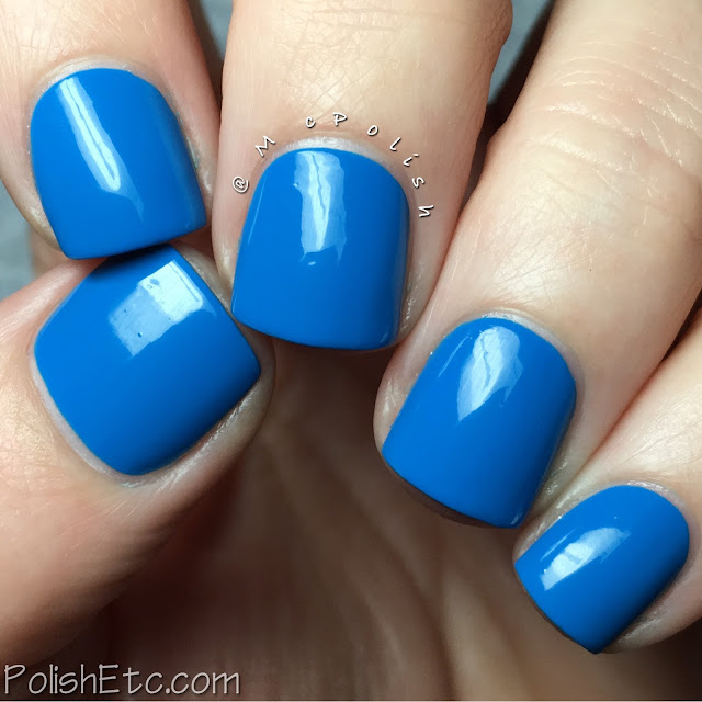 Essie - Resort Collection 2016 - McPolish - Nama-Stay the Night