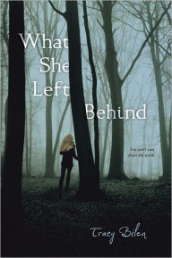 "November 2016's Book of the Month is ""What She Left Behind"""