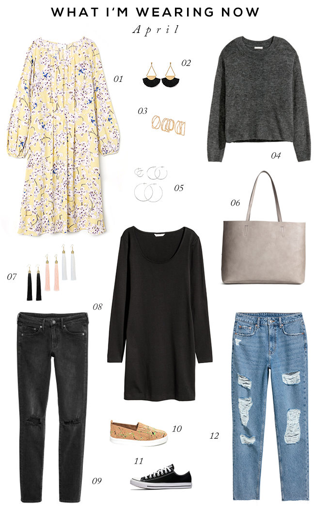 Casual Spring Style Staples