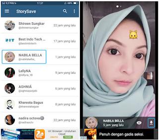 Cara Simpan Live Instagram Orang Lain