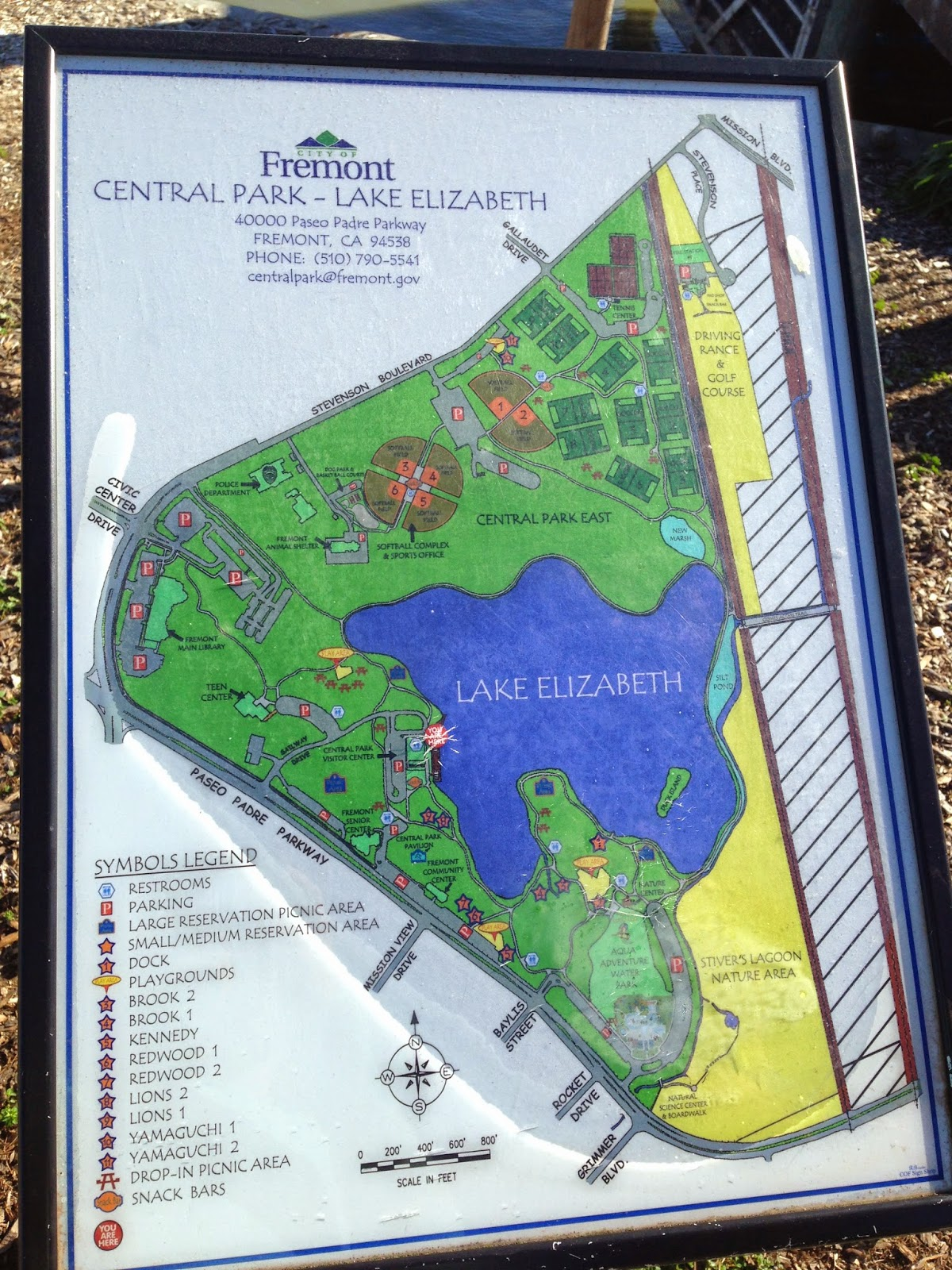 lake elizabeth ca map Silicon Valley Toddler And Beyond Family Adventure Lake lake elizabeth ca map