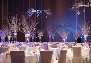 Best Wedding Decorations: Amazing Winter Wonderland ...