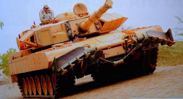 Основной боевой танк Арджун