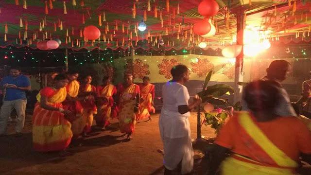 Karaam-festival-of-Orao-community-starts-at-Thakurgaon