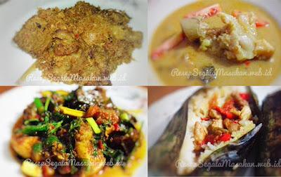 Aneka Masakan Nusantara