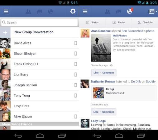 تحميل برنامج فيس بوك 2018 Facebook مجاناََ