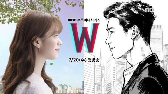 Review Drama Korea W: Two Worlds, Kisah Cinta Manusia dan Karakter Webtoon