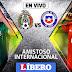 México vs Chile EN VIVO en amistoso internacional por fecha FIFA. HORA / CANAL
