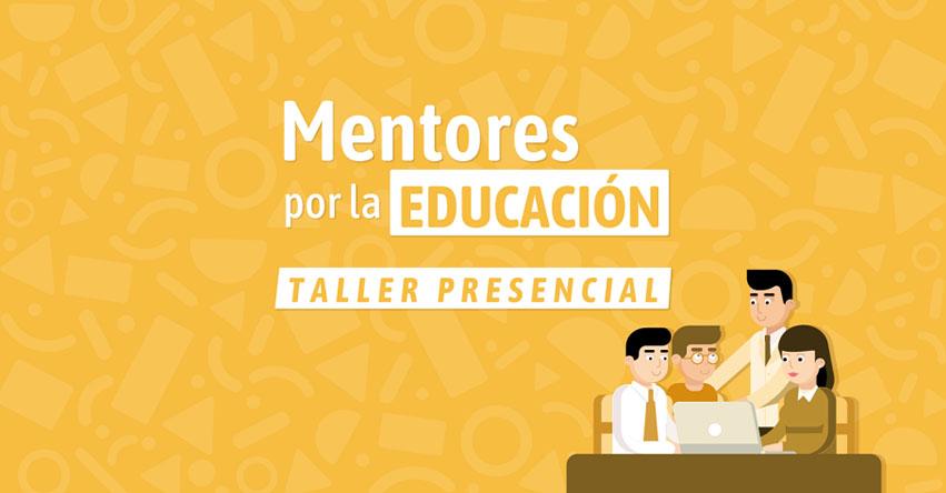FONDEP: Docentes ganadores del concurso de mentoría participarán en taller presencial desde mañana - www.fondep.gob.pe