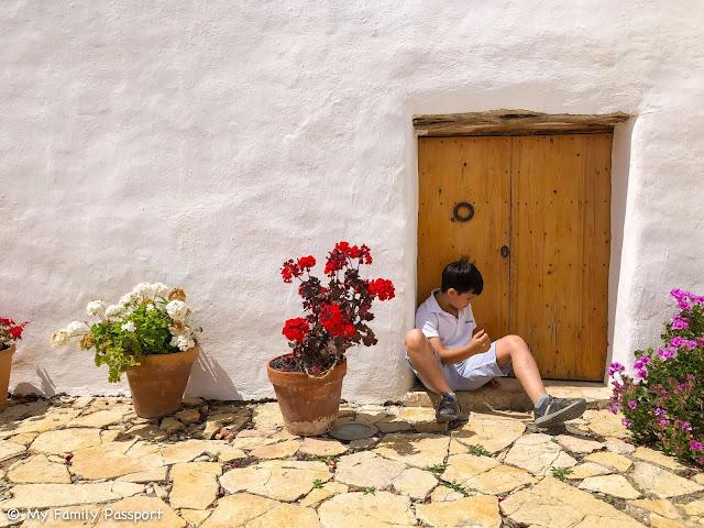 Ibiza en familia