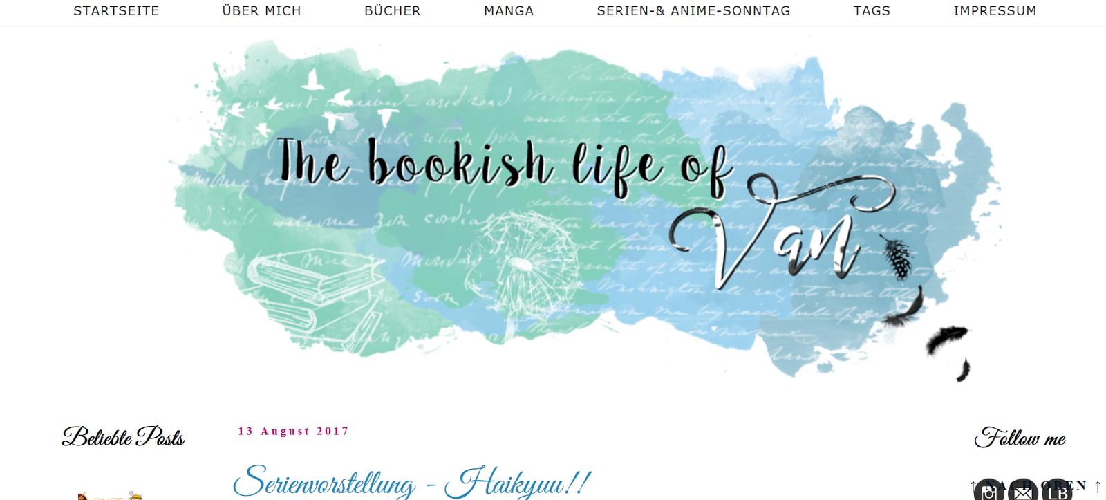 http://vansbooks.blogspot.de/