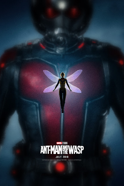 Ant-Man and the Wasp (2018) 720p Hindi Dubbed Cleaned Audio + Eng x264 950MB Direct Download