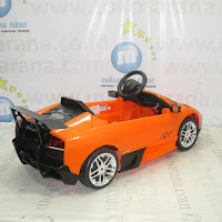 DoesToys DT7011 Lotus Rechargeable-battery Operated Toy Car Under Licenced