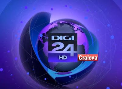 Se lanseaza Digi 24 HD Craiova