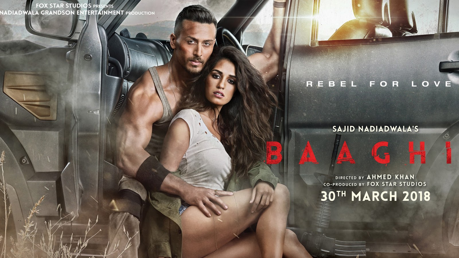 hd wallpapers feed baaghi 2 wallpapers tiger shroff