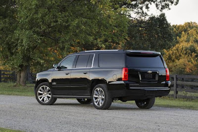 Chevrolet Suburban 2018 Review, Specs, Price