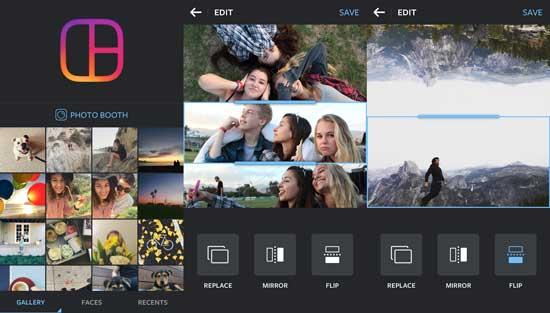Aplikasi Penggabung Foto Android