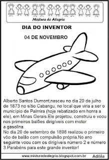 inventor -avião