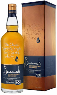 benromach 10 year old speyside