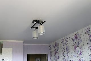 Недорогие натяжные потолки в Лабинске и Лабинском районе Краснодарского края