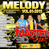 Cd (Mixado) Super Master 3D Melody Vol:01