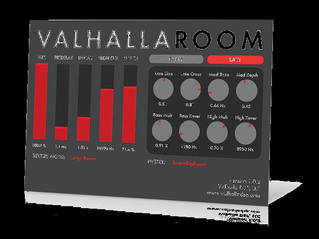 ValhallaDSP - Plugins Bundle [AU, VST, RTAS, MAC OSX][x32x64]   VSTorent
