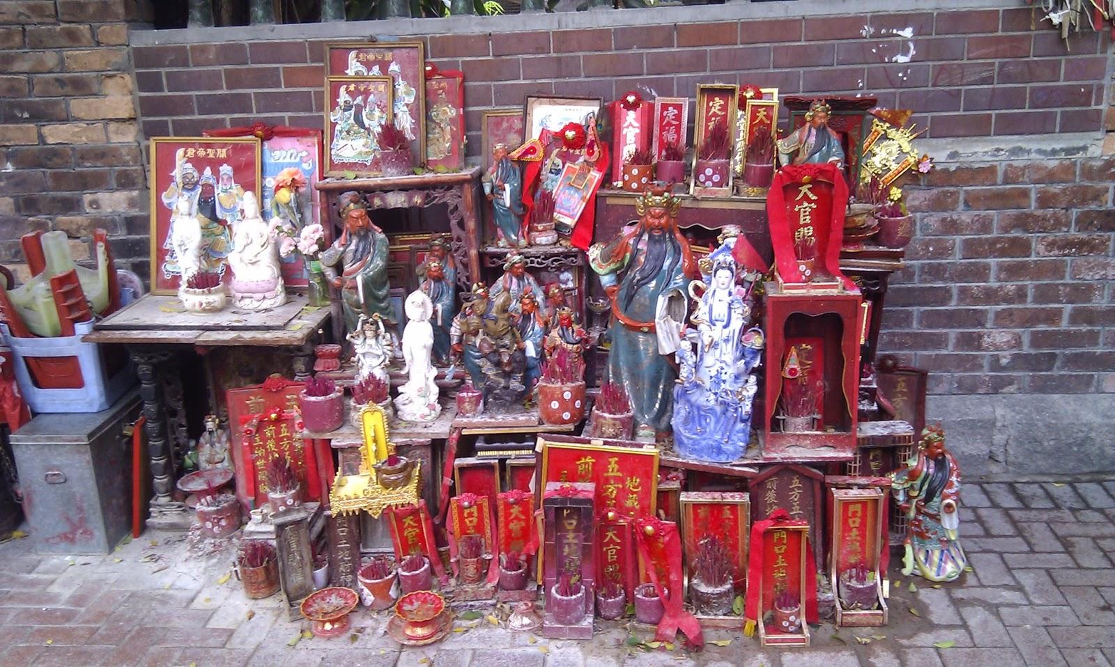 Taoist Shrine
