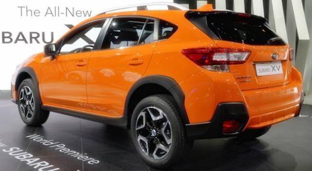 Subaru Crosstrek 2018 Specs, Release Date, Price