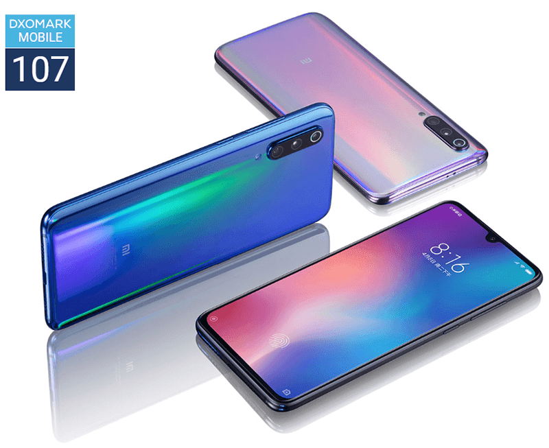 Xiaomi Mi 9 scored 107 HUGE points at DxOMark!
