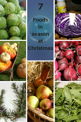 7 foods in season at Christmas
