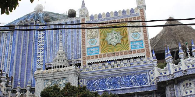 4 Masjid Tiban Di Inndonesia Yang Konon Dibangun Jin