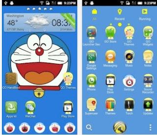 Download 6 Tema Doraemon Untuk Android Terbaru Gratis