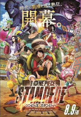 Teaser Film ONE PIECE STAMPEDE