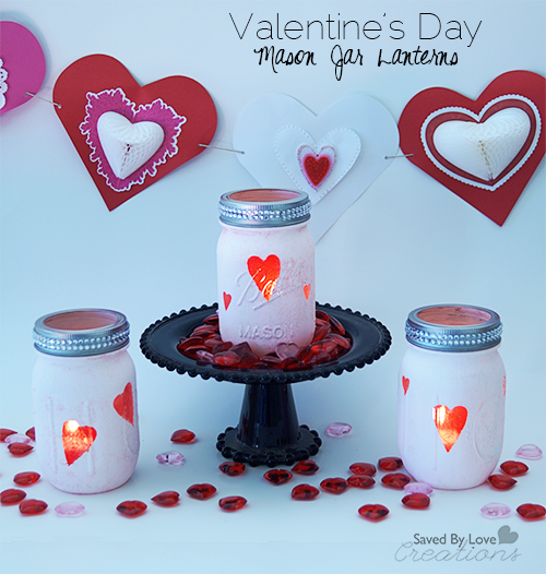 Crafts With Jars: February 2014
