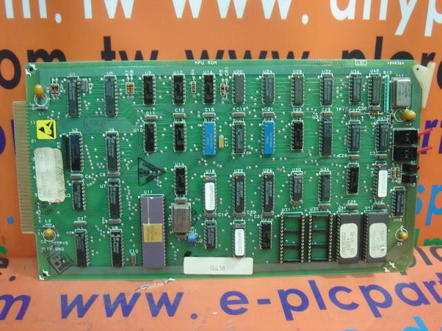 FISHER ROSEMOUNT DC6551X1-KB2 -5 / 39A5394X022 MPU ROM REV.B
