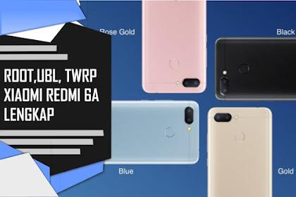 Cara Root Xiaomi Redmi 6A Lengkap dengan SuperSU & Install TWRP Recovery