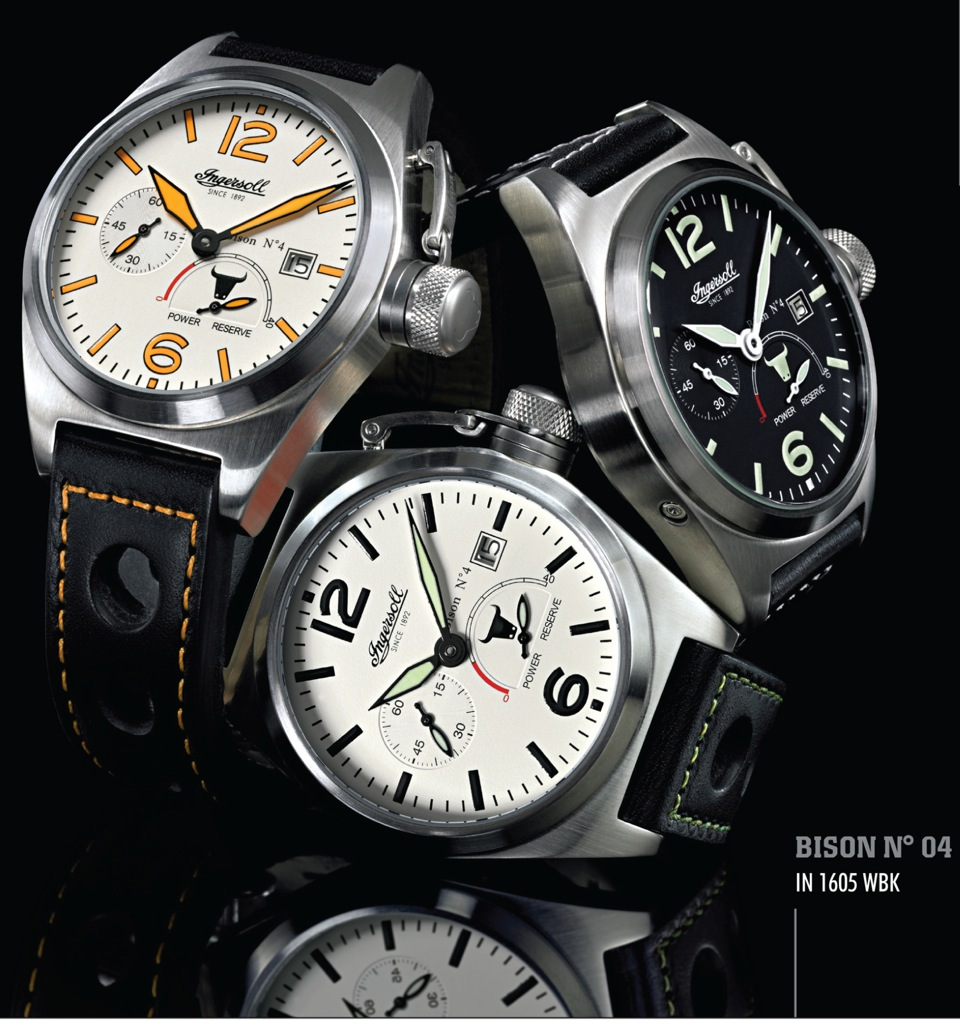 Dating ingersoll wrist watches