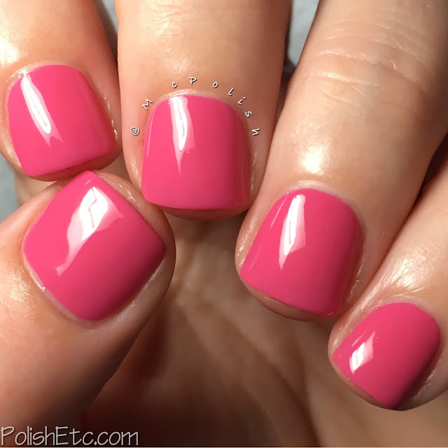 Polish My Life - Thank You For Being a Friend Collection - McPolish - Really Rose?