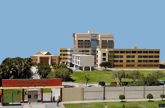 Universidad Católica Santo Toribio de Mogrovejo - USAT