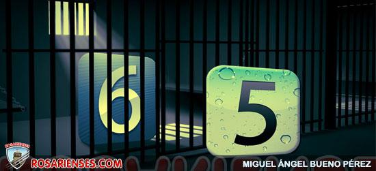Apple endurece las medidas contra el jailbreak en iOS 6.1 | Rosarienses, Villa del Rosario
