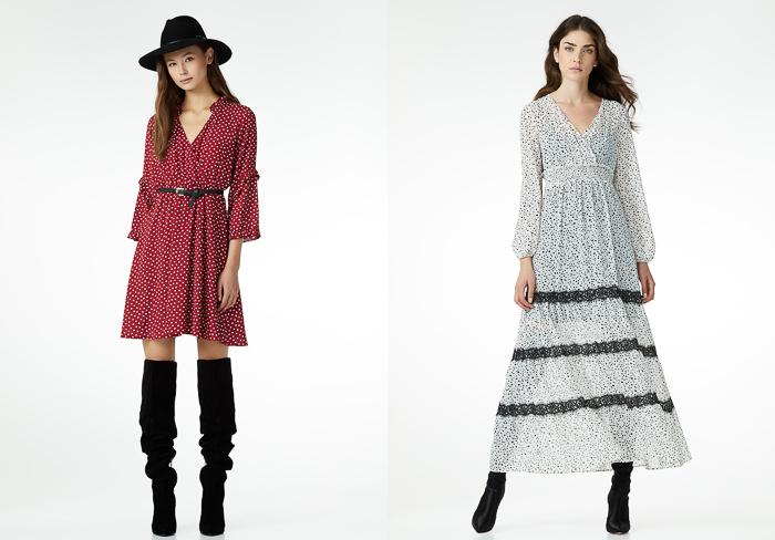 vestidos Colección La reina del Edén de Liu Jo
