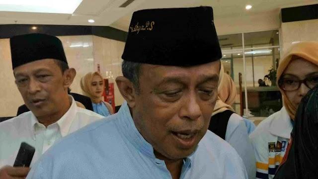 Ketua BPN Prabowo-Sandi Dihadang Masuk Arena Debat oleh Paspampres