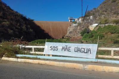 Resultado de imagem para fotos das barragens coremas e mãe dágua