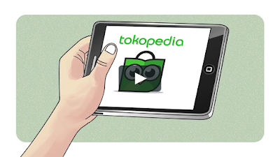 Jualan Tokopedia, Bukalapak dan Shopee