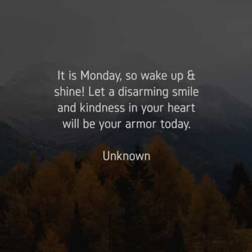 Monday quotes and sayings to start your week positive