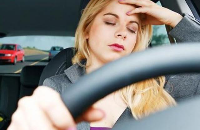 Peringatan Dokter Soal Jangan Berkendara saat Kantuk