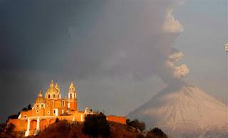 Μεξικό: «Ξύπνησε» το Ποποκατεπέτλ. Ξυπνάνε τα Ηφαίστεια του Κόσμου